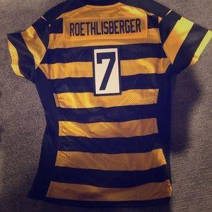 Steelers Nike Stripes Jersey
